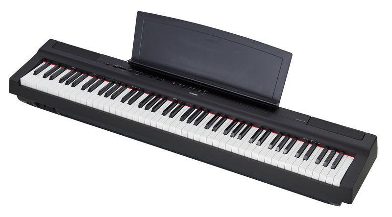 P-125 YAMAHA 88鍵家用初階電鋼琴
