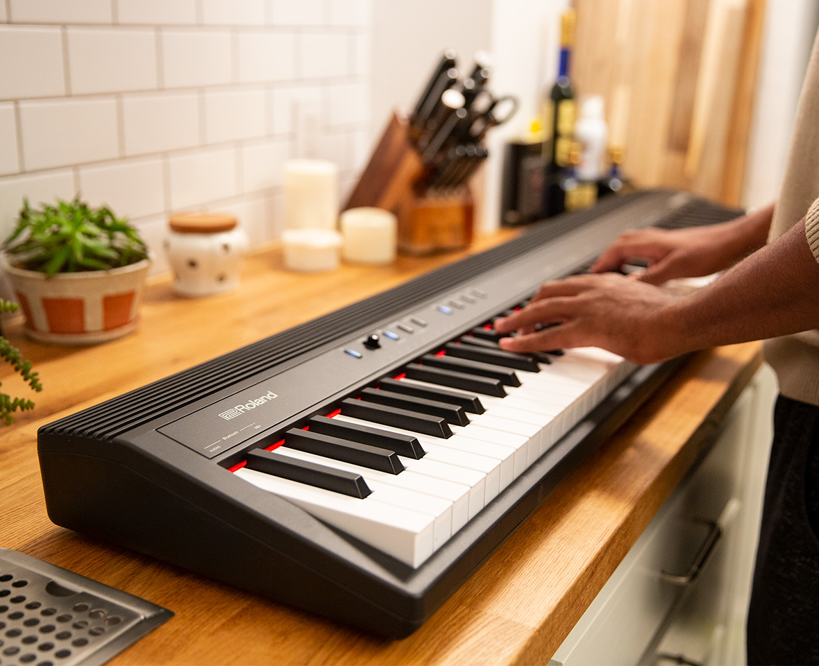 GO:Piano 88 Roland 學習款電鋼琴