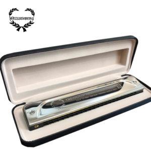口琴 WEISSENBERG 2201 全調性-補給站樂器旗艦店