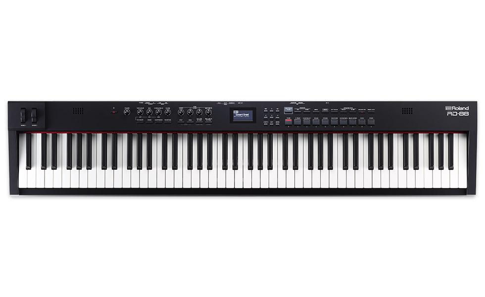 RD-88 Roland 88鍵舞台型鋼琴