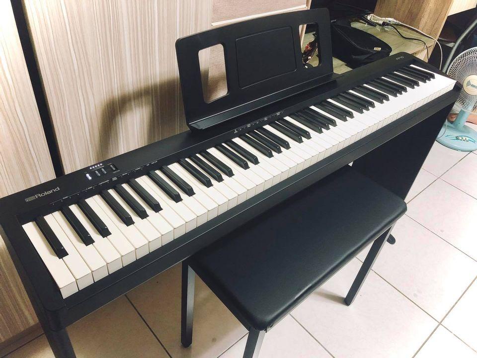 Roland FP-10電鋼琴銷售紀錄