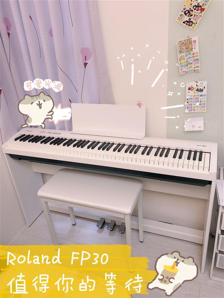 Roland FP-30銷售紀錄🌸「值得你的等待」🌼