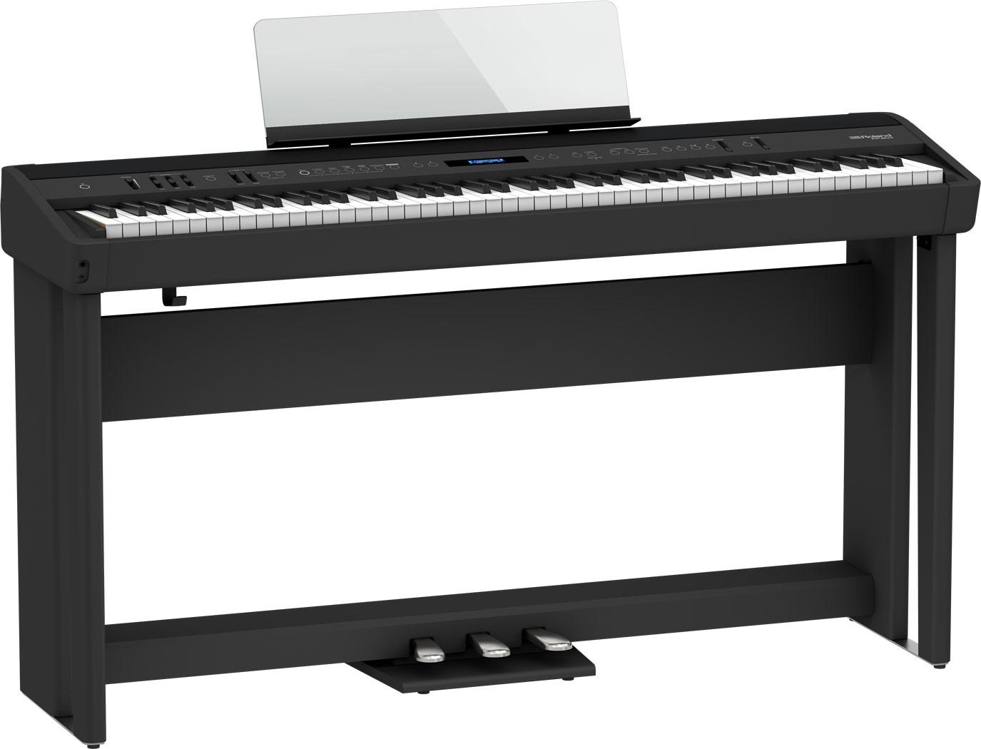 FP-90X Roland FP-90升級琴款 88鍵高階舞台型電鋼琴