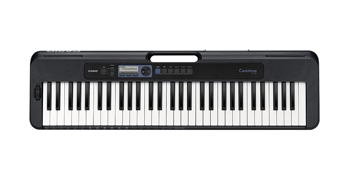 CT-S300 Casio 61鍵便攜式電子琴